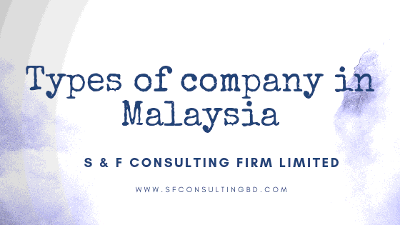 Types of company in Malaysia